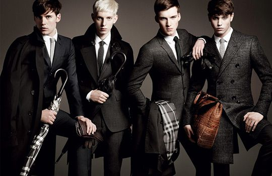Burberry-Autumn-2011-Campaign-For-Men